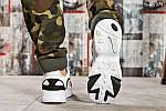 Мужские кроссовки Adidas Yung 1 (белые), фото 6