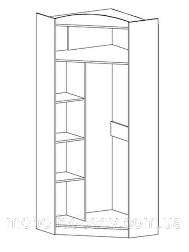 наполнение шкафа 2Д Дисней мебель сервис