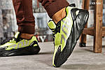 Мужские кроссовки Adidas Yeezy 700 (зеленые), фото 5