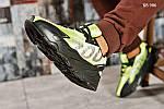 Мужские кроссовки Adidas Yeezy 700 (зеленые), фото 6