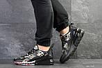 Чоловічі кросівки Nike Air Max 270 (мілітарі), фото 3