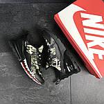 Чоловічі кросівки Nike Air Max 270 (мілітарі), фото 5