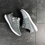 Мужские кроссовки Under Armour (серые) , фото 6