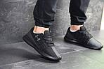 Чоловічі кросівки Under Armour (чорно-сірі), фото 3