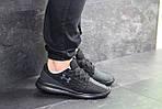 Чоловічі кросівки Under Armour (чорно-сірі), фото 4