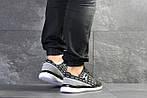 Мужские кроссовки Under Armour (черно-белые) , фото 4