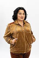 Женский спортивный костюм, горчичный