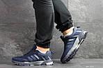 Мужские кроссовки Adidas Marathon (темно-синие), фото 3