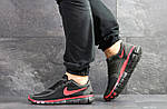 Мужские кроссовки Nike Free Run 5.0 (черно-красные) , фото 6