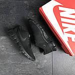 Мужские кроссовки Nike Free Run 5.0 (черные) , фото 3