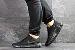 Мужские кроссовки Nike Free Run 5.0 (черные) , фото 6