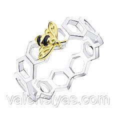 Серебряное кольцо К24/1122