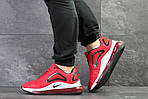 Мужские кроссовки Nike Air Max 720 (красные), фото 5
