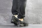 Мужские кроссовки Nike Air Max (черные), фото 2