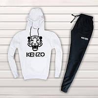 Спортивный костюм (худи+штаны), спортивний костюм Kenzo S1030, Реплика