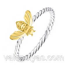 Серебряное кольцо К24/1118