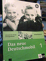 Das Neue Deutschmobil 1 A1   Arbeitsbuch