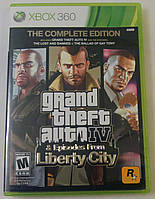 Игры для Xbox 360 GTA Liberty City
