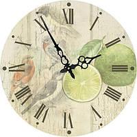 Часы круглые настенные ЛАЙМ 60 см d6024