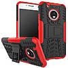 Чехол Armor Case для Motorola Moto G5 Plus XT1685 Красный