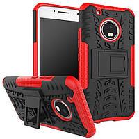 Чехол Armor Case для Motorola Moto G5 Plus XT1685 Красный, фото 1