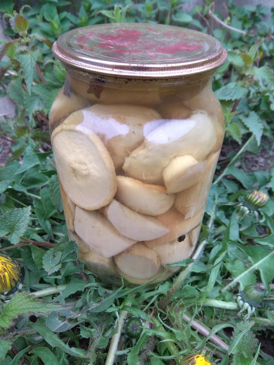 Білі гриби /Белые грибы (консервовані), 0,5літри