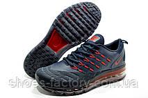 Кроссовки для бега в стиле Nike Air Max 2018 Mens, Dark Blue\Red, фото 3