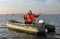 Надувные лодки BARK уже в продаже!