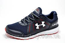 Беговые кроссовки в стиле Under Armour Dash RN 2, Dark blue, фото 2