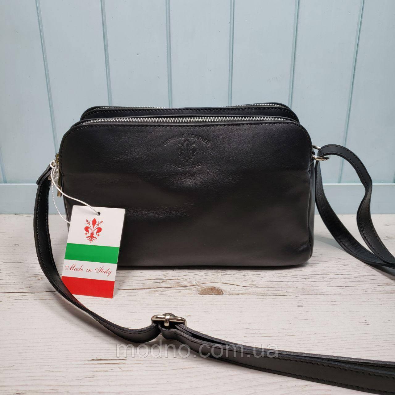c7bebbbcd773 Женская итальянская кожаная сумка - Интернет-магазин