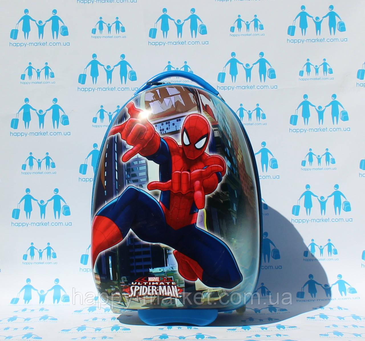 Чемоданы детские ручная кладь стандарт Josepf Ottenn Человек Паук 0378-1-1\0483-10