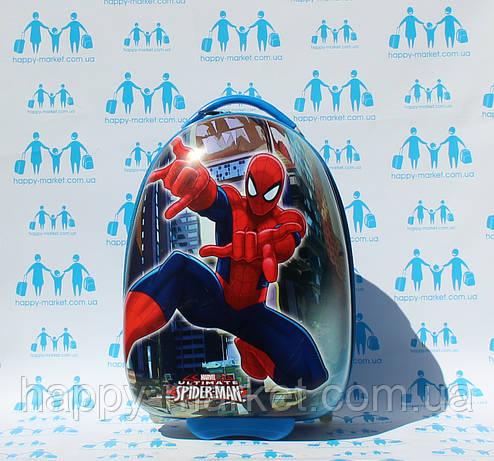 Чемоданы детские ручная кладь стандарт Josepf Ottenn Человек Паук 0378-1-1\0483-10, фото 2