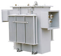 Трансформатор напряжения ТМГФ-25 кВА 10/0,4 В силовой масляный трехфазный
