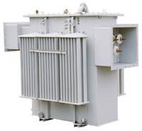 Трансформатор напряжения ТМГФ-100 кВА 10/0,4 В силовой масляный трехфазный