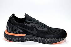 Беговые кроссовки в стиле Nike React 2019, Black, фото 3