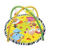 Коврик для малышей 898-303B с погремушками