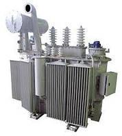 Трансформатор напряжения ТМН-630 кВА 10/0,4 В силовой масляный трехфазный
