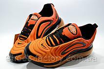 Мужские кроссовки в стиле Nike Air Max 720, Black\Orange, фото 3
