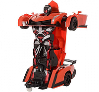 Машина-трансформер с пультом AUTOBOTS Lamborghini