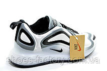 Мужские кроссовки в стиле Nike Air Max 720 Sunset, White\Gray, фото 2