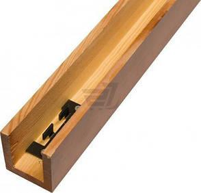 Декоративная накладка 2235мм на ножку переднюю к стеллажу КМ7016, Modern Expo, фото 2