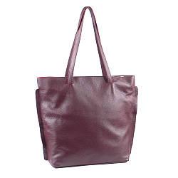Женская кожаная сумка 11 виноградный флотар 01110104