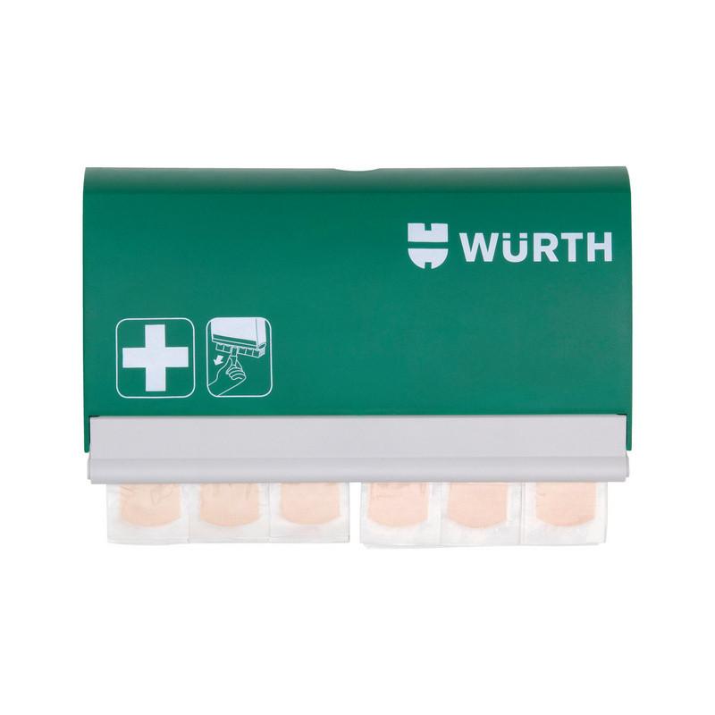 Подвесной диспенсер-аптечка с пластырем Wurth