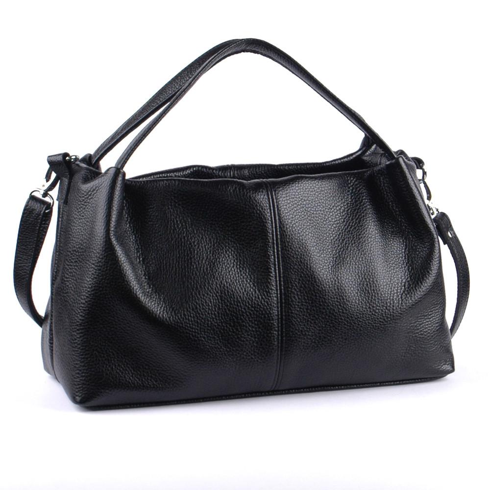 2c775163b519 Женская кожаная сумка. М 16 черный флотар, цена 1 225 грн., купить в ...