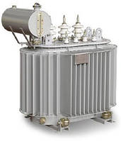Трансформатор напряжения ТМБ-630 кВА 10/0,4 В силовой масляный трехфазный
