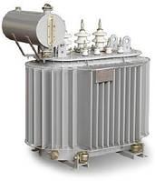 Трансформатор напряжения ТМЭ-630 кВА 10/0,4 В силовой масляный трехфазный