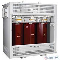 Трансформатор напряжения ТСГЛ-630 кВА 10/0,4 В силовой масляный трехфазный