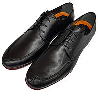 Мужские туфли черного цвета Luciano Bellini SH0039/39