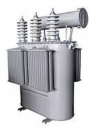 Трансформатор напряжения ТМЖ-630 кВА 27,5/0,4 кВ силовой для железной дороги
