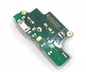 Плата зарядки Nokia 5 Dual Sim (TA-1053) с разъемом зарядки, с микрофоном, Micro USB